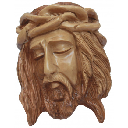 jesus wall plaque