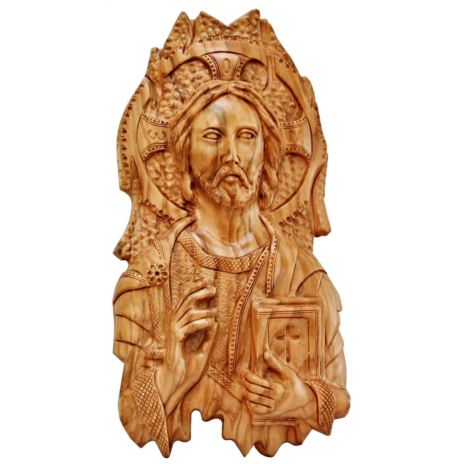 christ teacher wall plaque