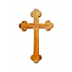 orthodox cross 18cm