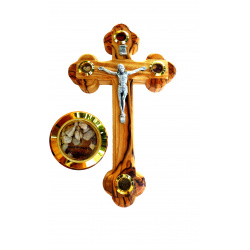 Small Orthodox Crucifix