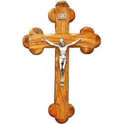 orthodox crucifix 28cm