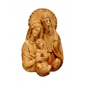 Holy Family wall plaques
