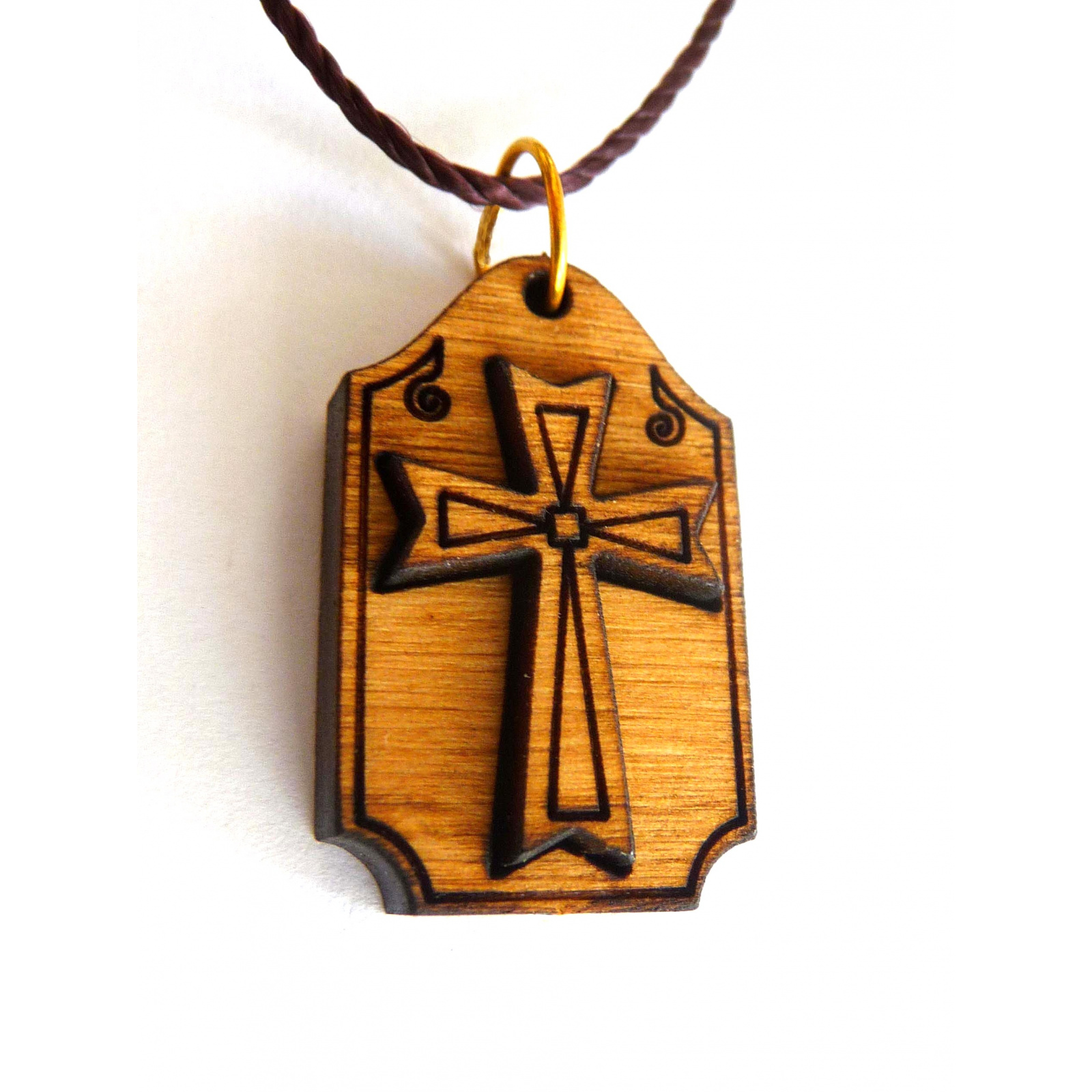 cross necklace charm