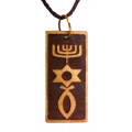 Messianic pendants