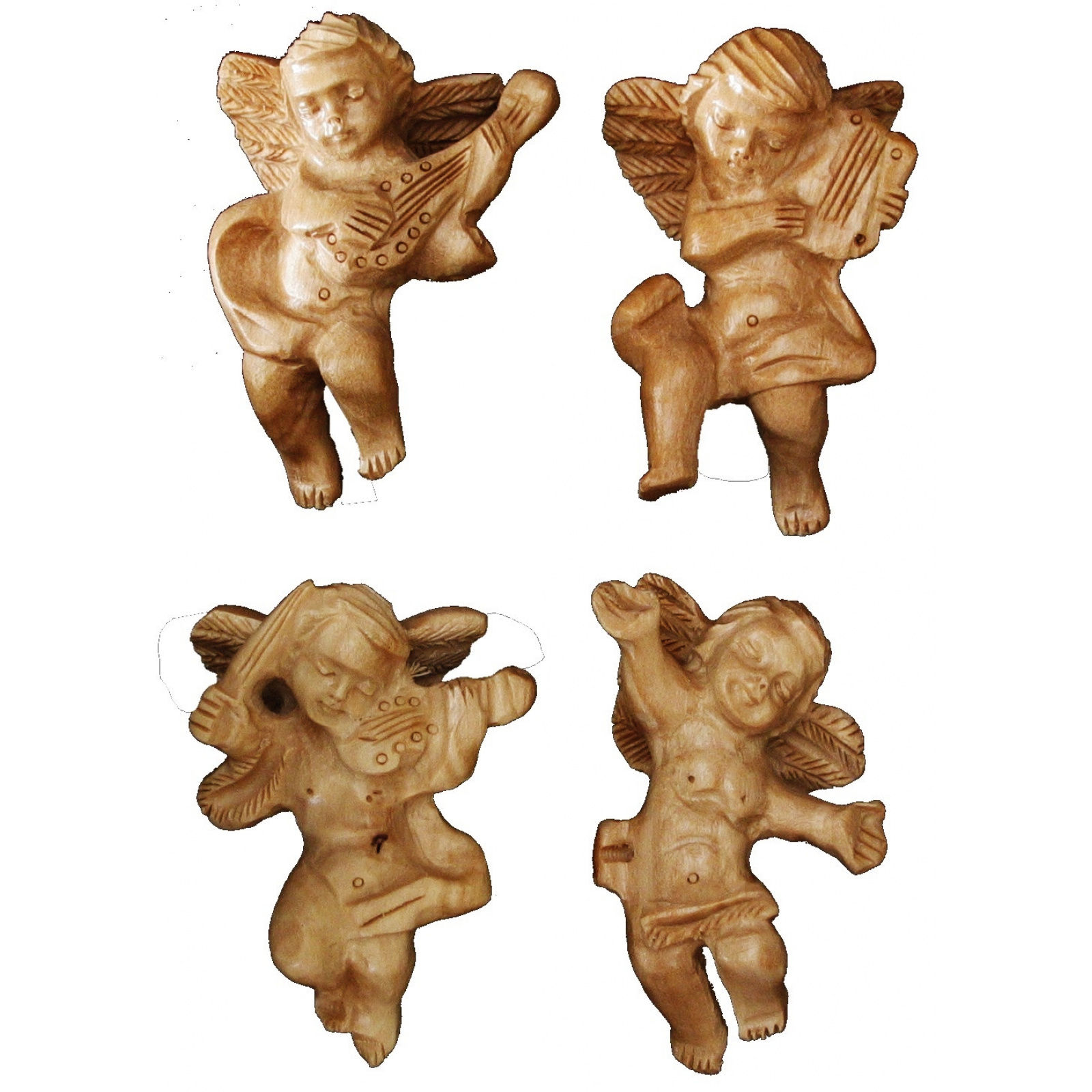 angels plaques set