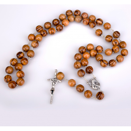 Papal Crucifix Rosary