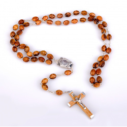 Holy water rosary